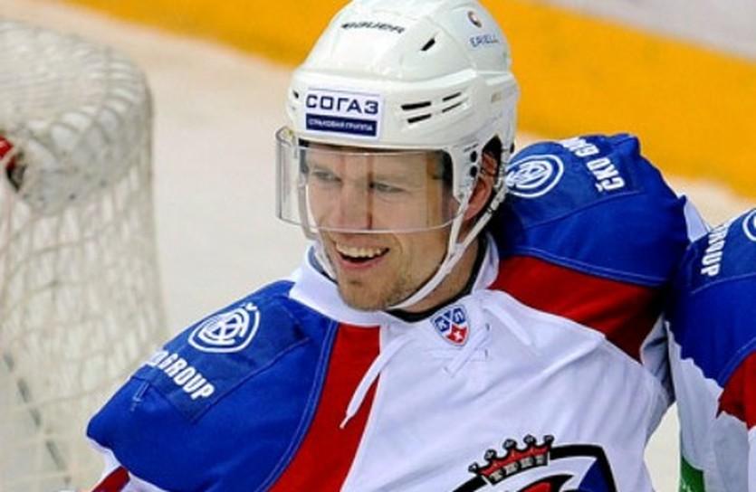 Никлас Даниэльссон, фото КХЛ