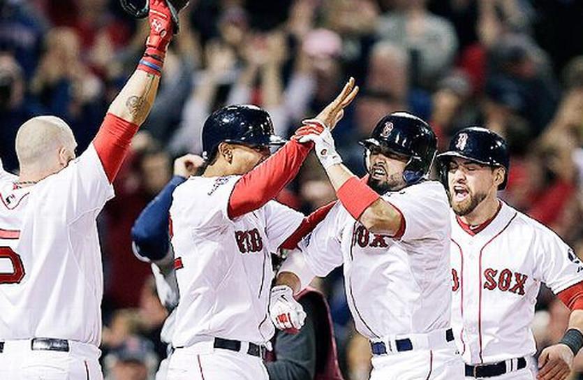 Празднование Бостона, ESPN
