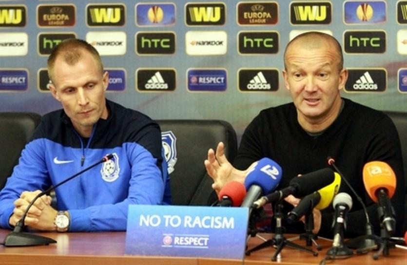 Маркус Бергер, фото ФК Черноморец