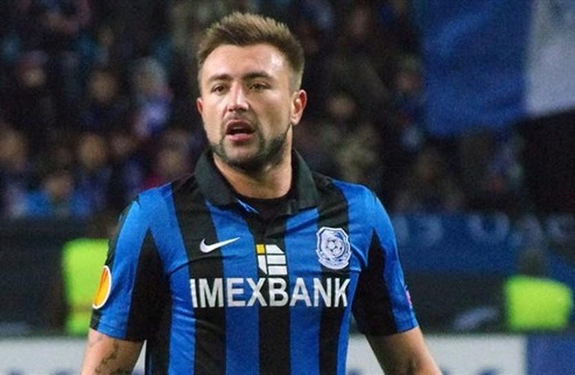 Алексей Антонов, фото uefa.com
