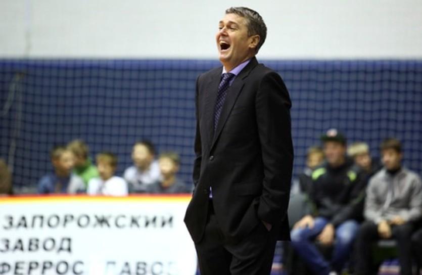 Айнарс Багатскис, фото БК Ферро-ЗНТУ