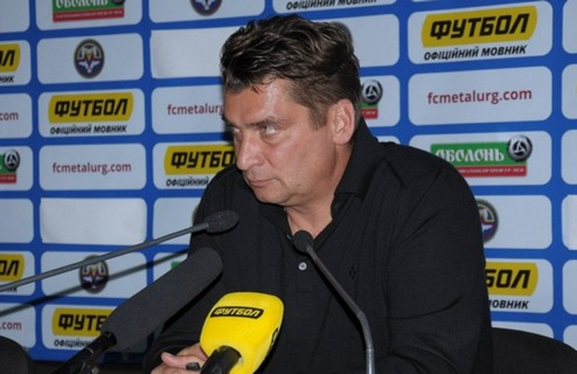 Сергей Пучков, фото ФК Металлург З