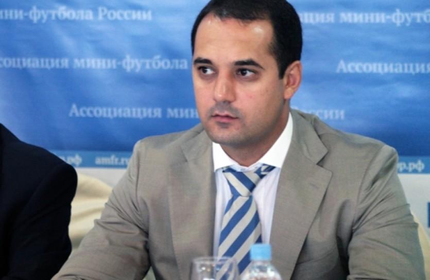 Эмиль Алиев, АМФР