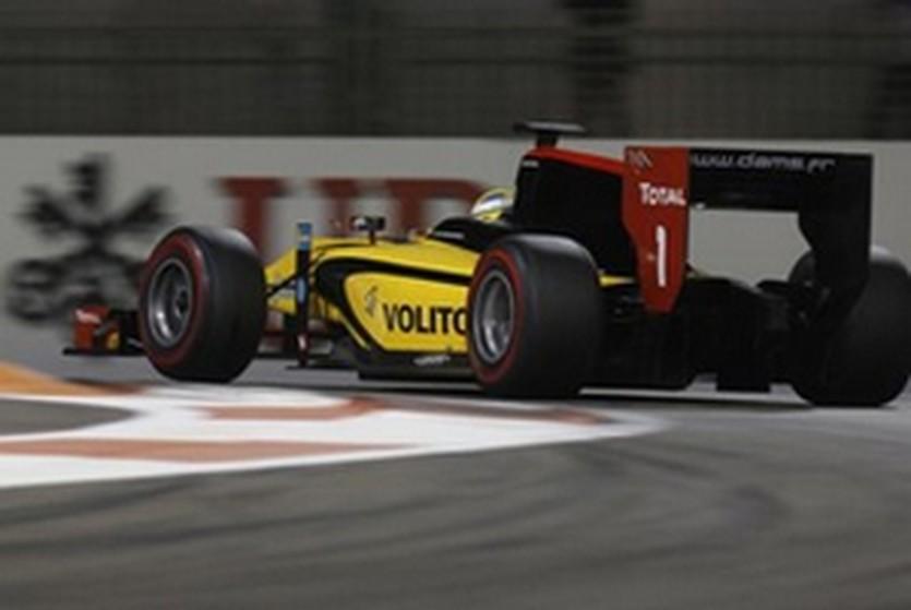Маркус Эрикссон, autosport.com