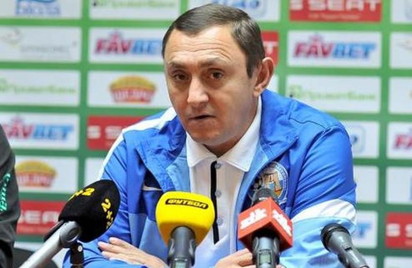 Геннадий Орбу, фото ФК Севастополь