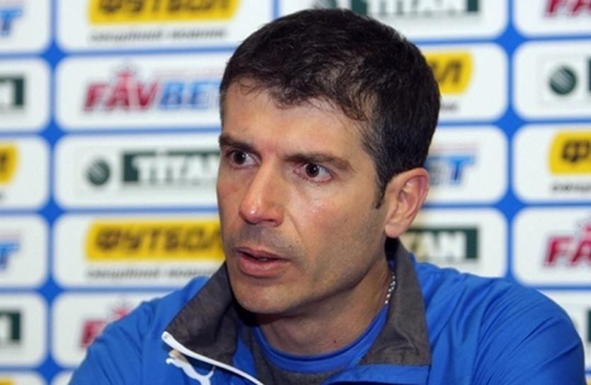Яннис Христопулос, фото СК Таврия