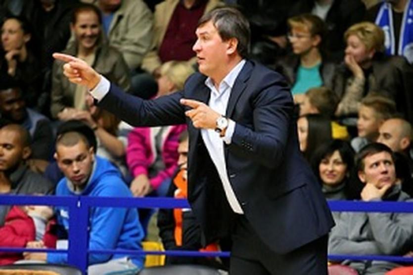 Виталий Черний, фото БК Одесса