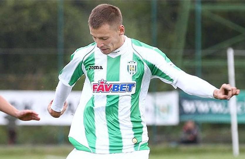 Андрей Гитченко, фото ФК Карпаты
