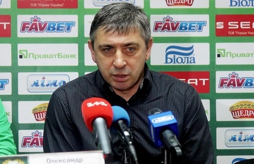 Александр Севидов, фото ФК Черноморец