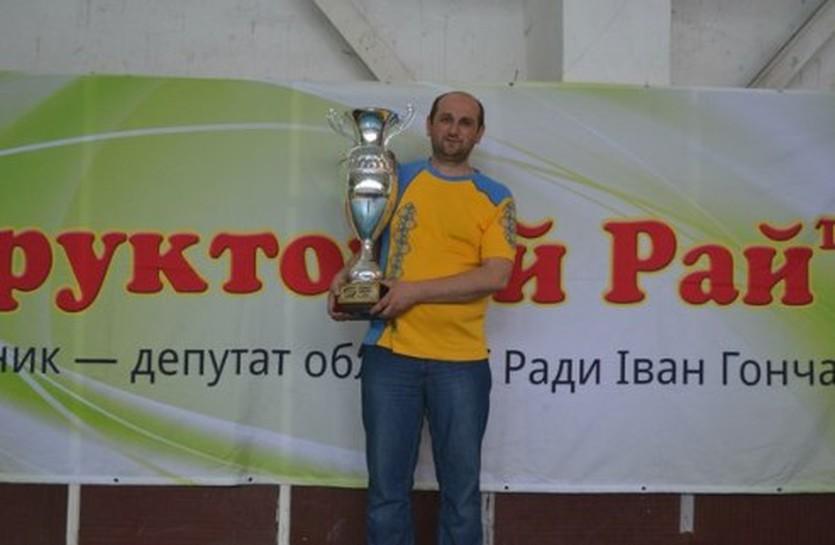 Иван Гончар, sportlider.km.ua