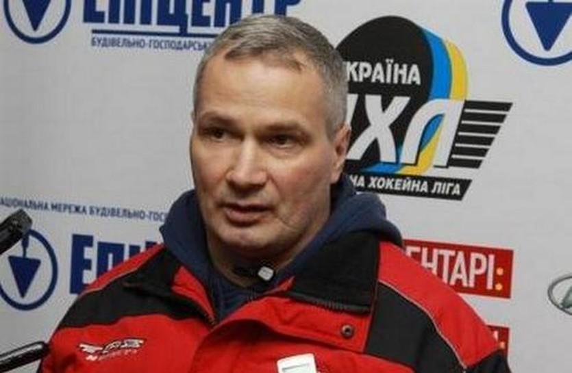 Евгений Алипов, фото ХК Беркут