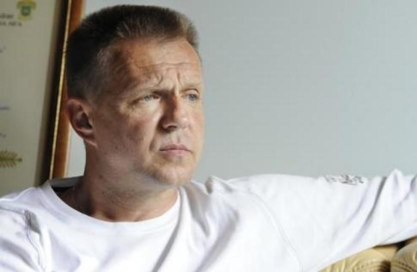 Александр Красильников, фото ФК Севастопол