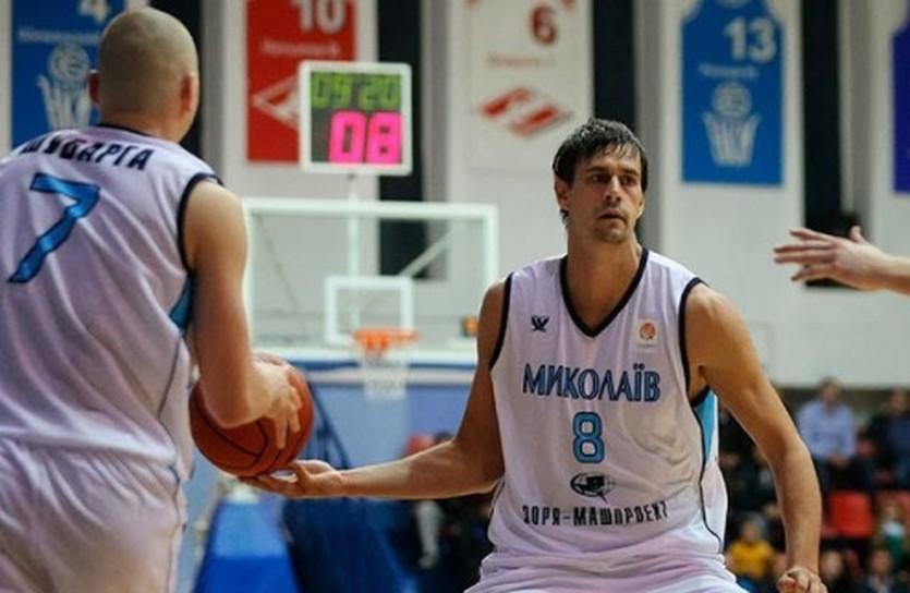 Онуфриев забил больше всех в составе хозяев, фото Николаевские Новости