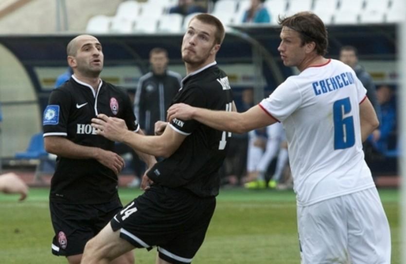 Тони Шунич, фото ФК Заря