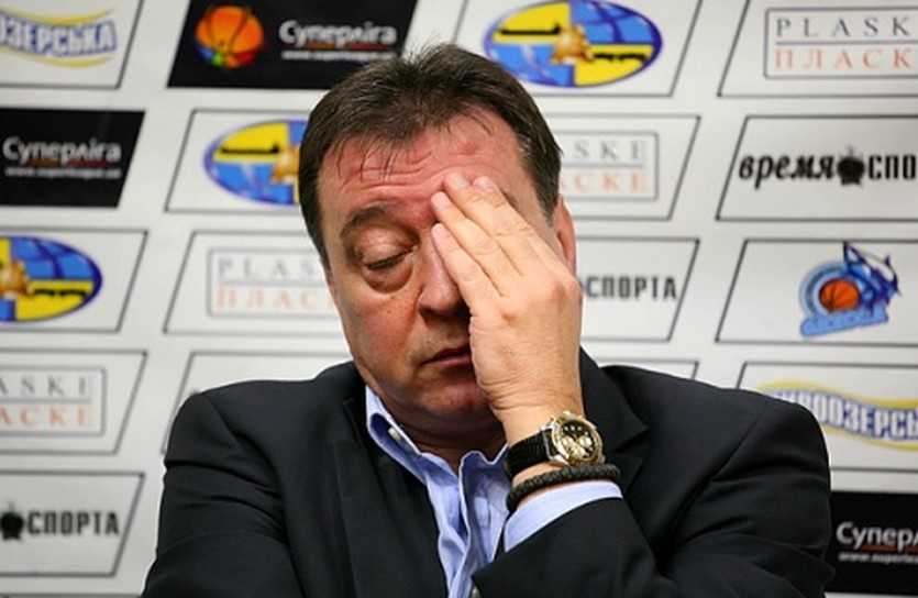 Желько Лукайич, фото БК ОДесса