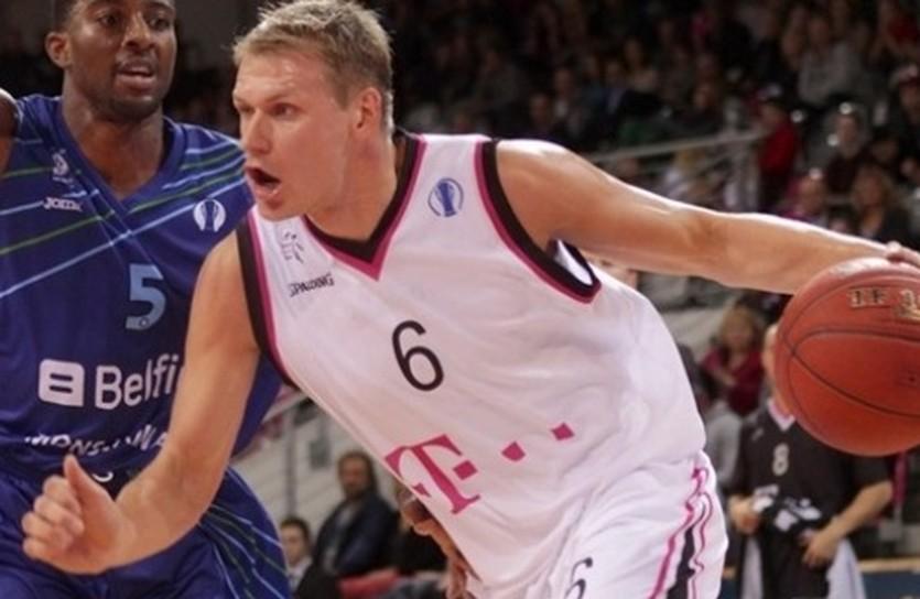 Вейкалас и Бонн шокировали Рим, фото eurocupbasketball.com