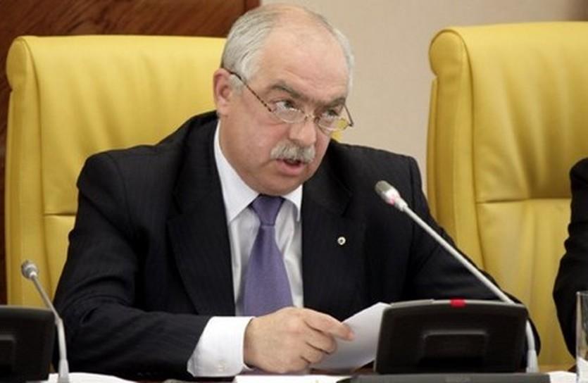 Сергей Стороженко, фото ФФУ