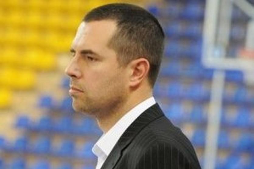 Николай Неухацкий, фото БК Азовмаш