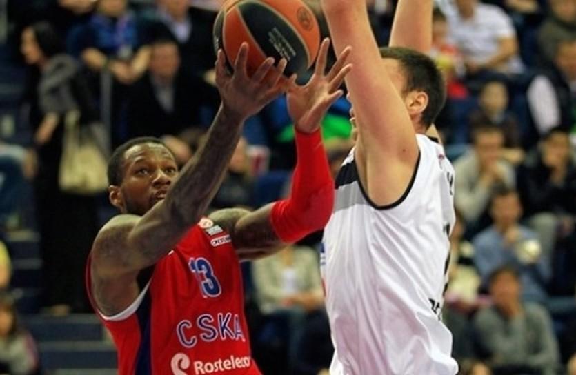 Сонни Уимс был лучшим у ЦСКА, фото euroleague.net
