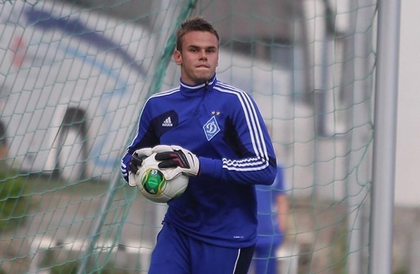 Максим Коваль, фото ФК Динамо