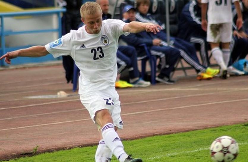 Сергей Люлька, фото ФК Говерла