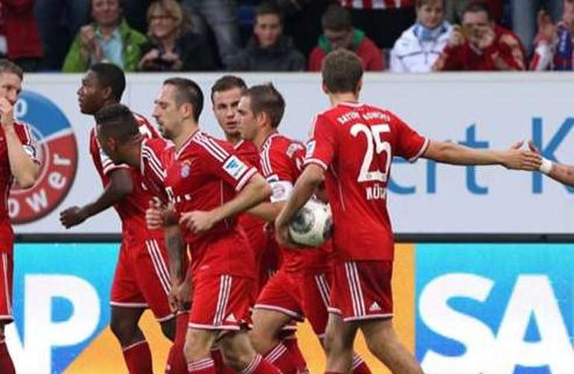 Бавария, goal.com