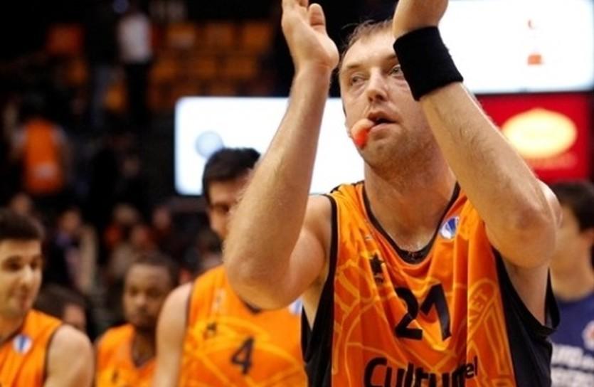 Алексей Печеров, eurocupbasketball.com