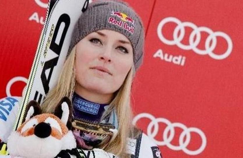 Линдси Вонн, Eurosport
