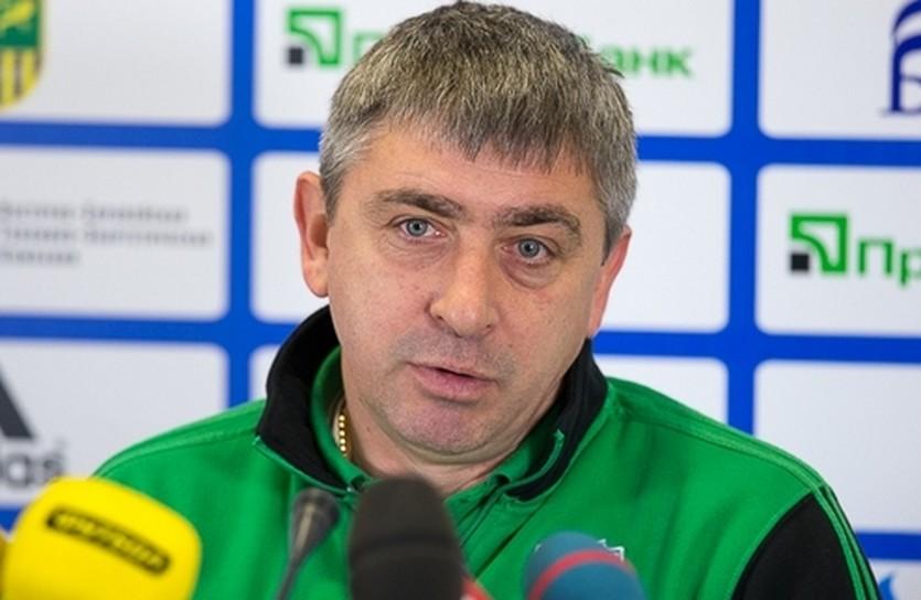 Александр Севидов, фото ФК Металлист