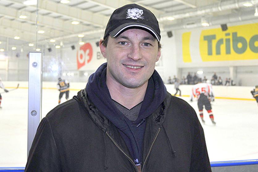 Андрей Зюзин, фото ХК Белый Барс