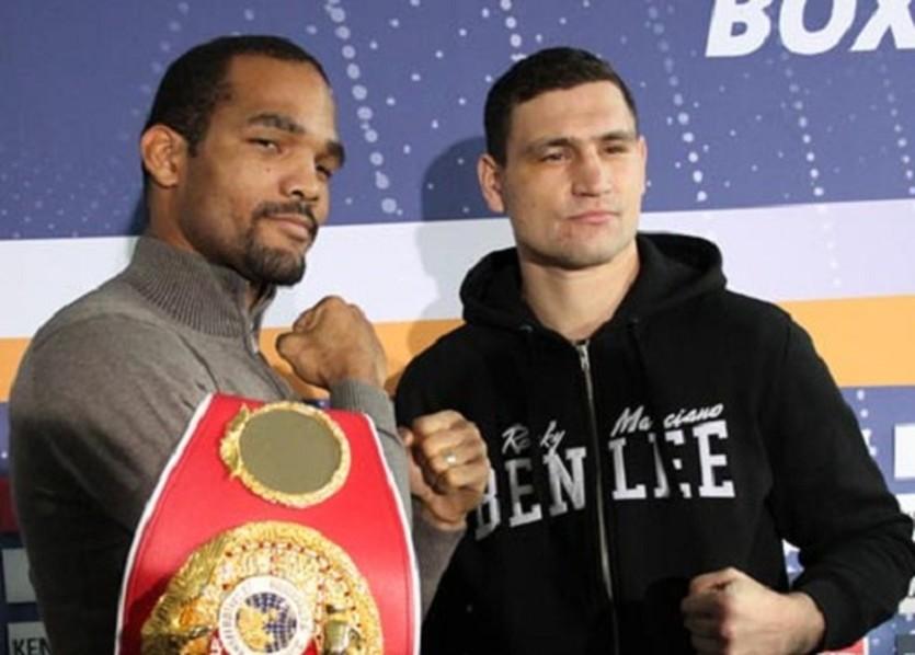 Эрнандес и Алексеев, fightnews.com