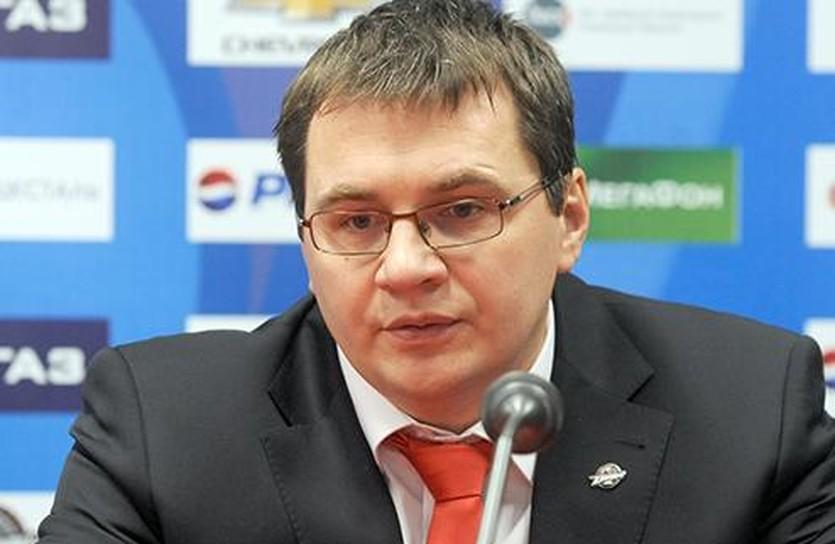 Андрей Назаров, ХК Донбасс