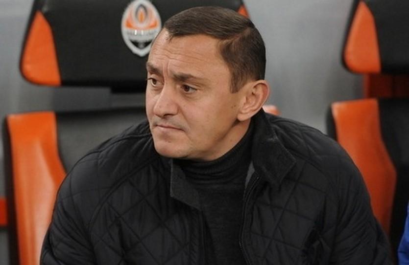 Геннадий Орбу, фото ФК Шахтер