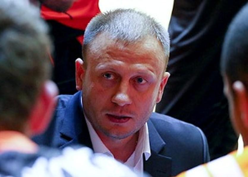 Максим Михельсон, фото БК Одесса