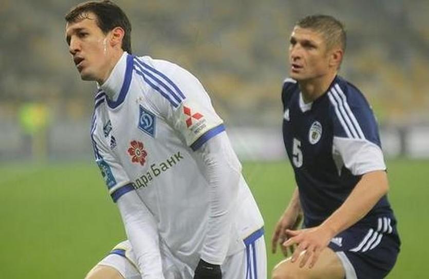 Владимир Езерский, фото ФК Динамо