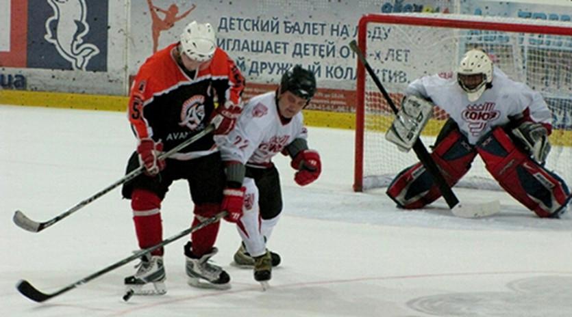 Александр Томашук (в воротах), фото Getty images
