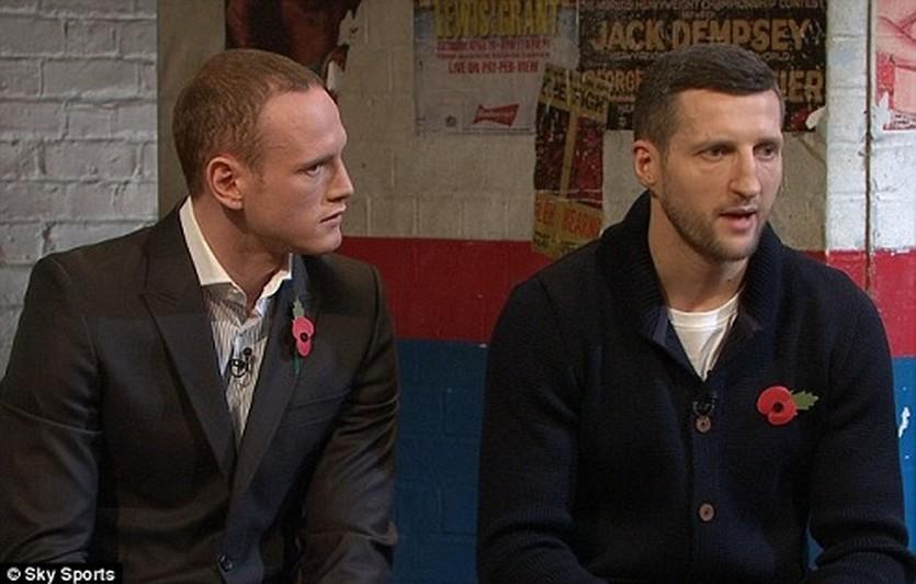 Гроувз и Фроч, Sky Sports