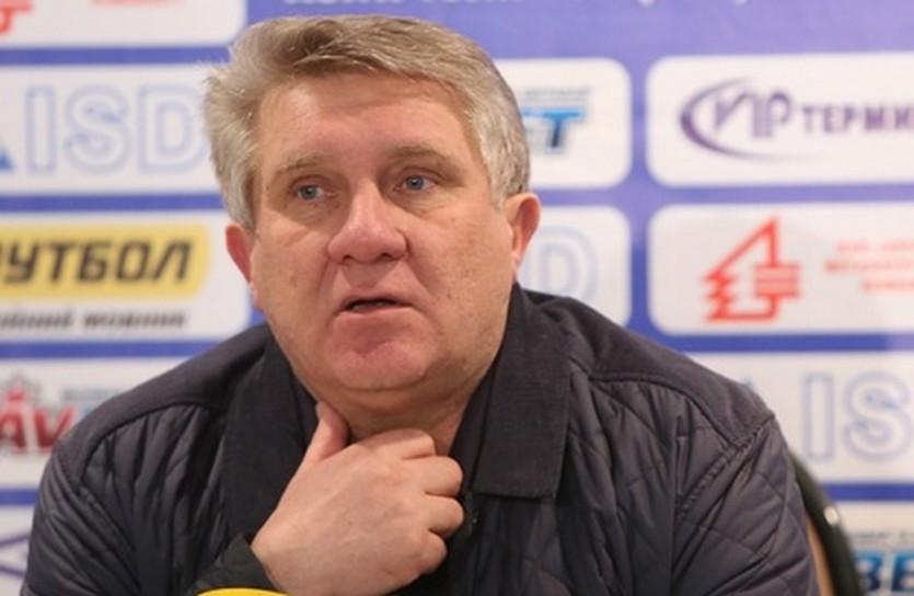 Сергей Ташуев, фото ФК Металлург Д