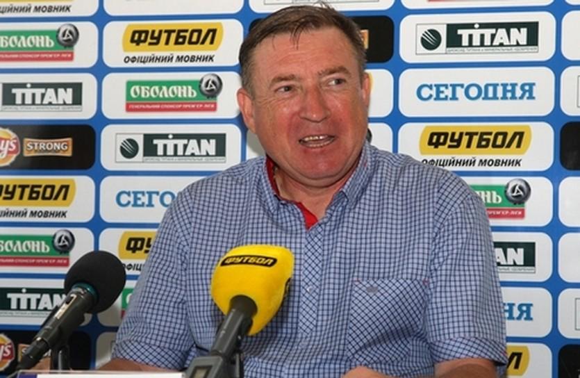Вячеслав Грозный, фото СК Таврия