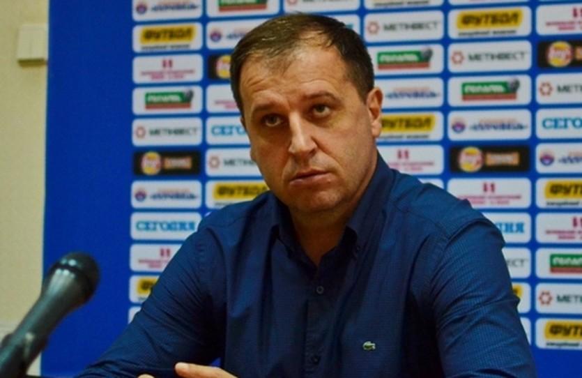 Юрий Вернидуб, фото ФК Зар