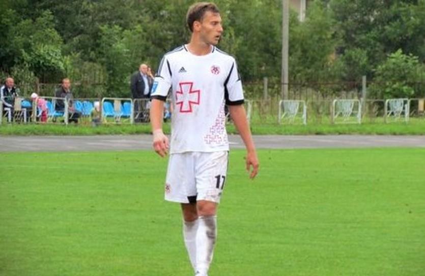 Евгений Павлов, фото ФК Волынь