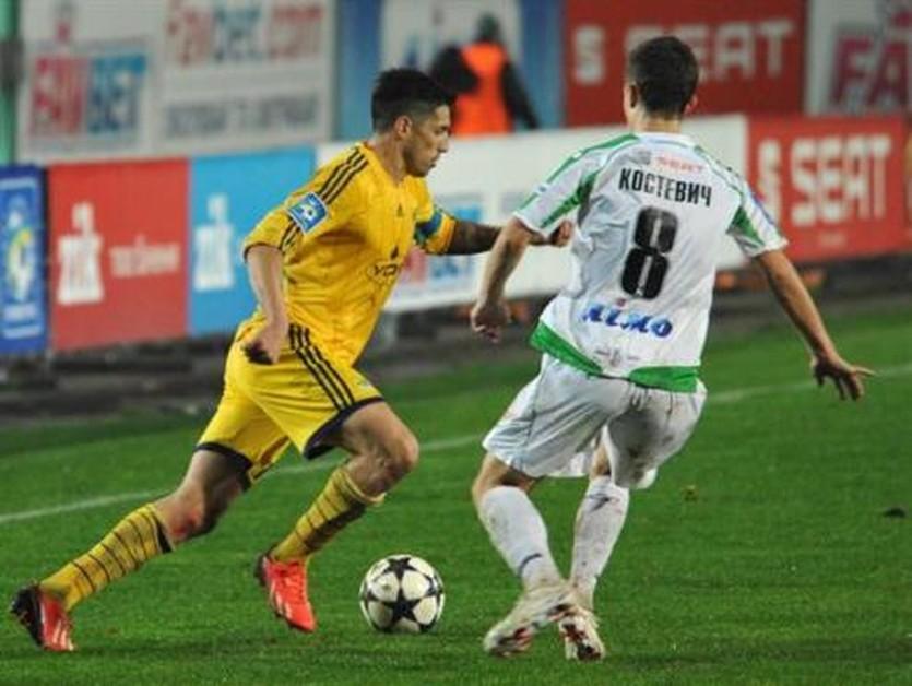 Хосе Соса (слева), фото Football.ua