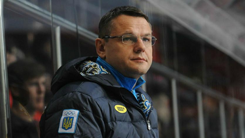 Александр Годынюк, фото ХК Донбасс