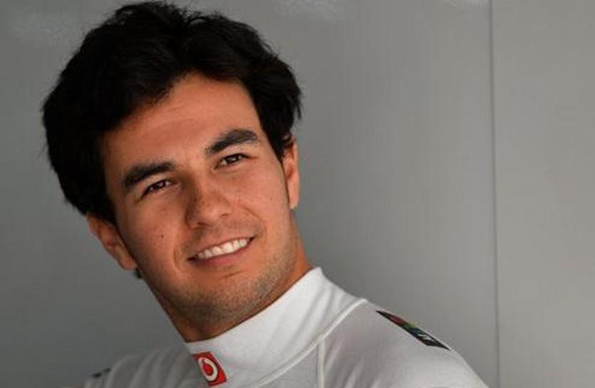 Серхио Перес, formula1.com