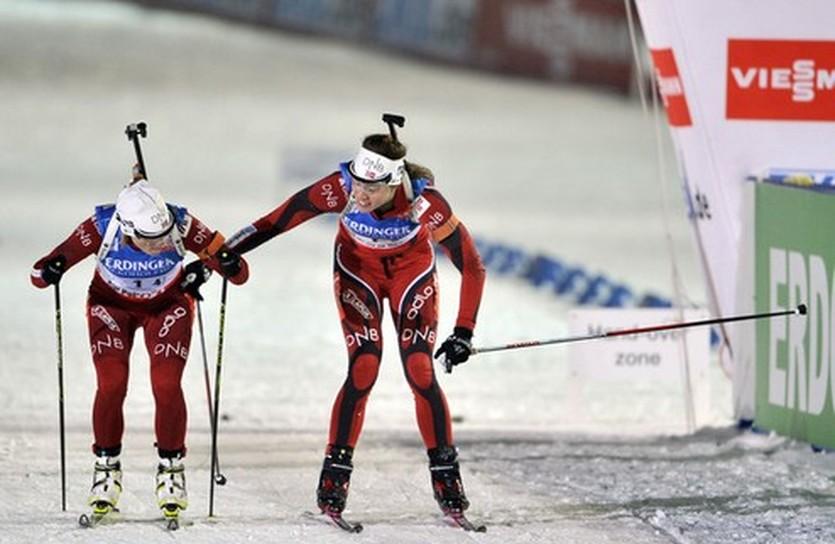 Солемдаль и Бергер, Getty Images