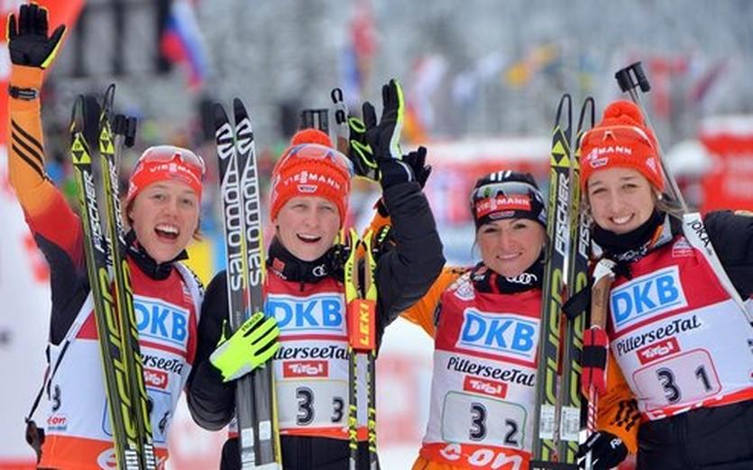 Обладательницы второго места, sportschau.de