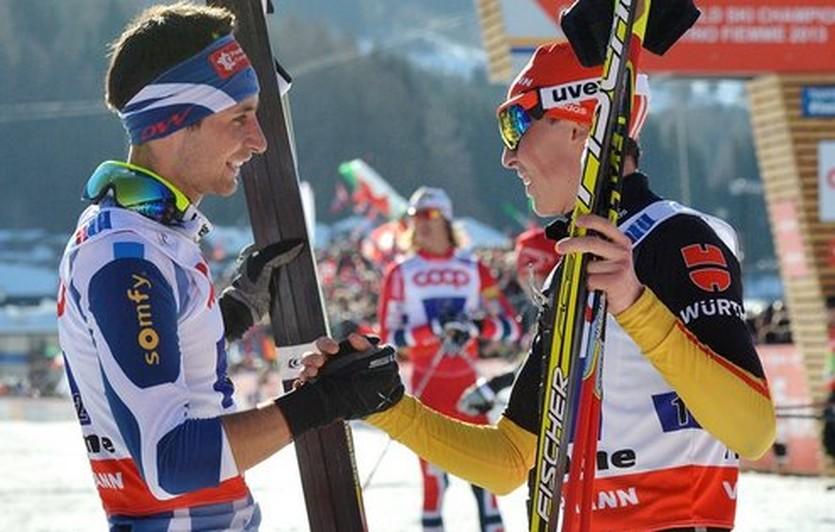 Эрик Френцель (справа), sportschau.de