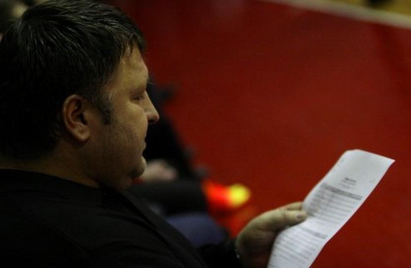 Анатолий Буряк провел тренерскую рокировку, фото СК Кривбасс