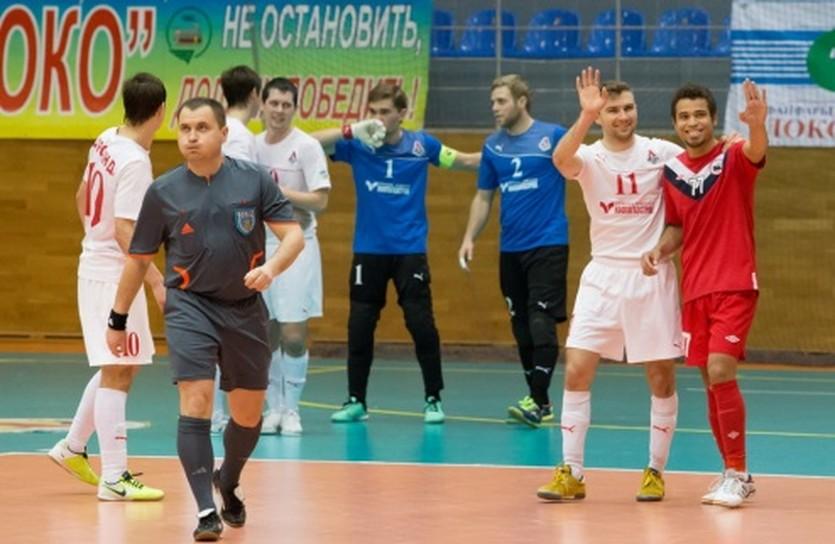 Эмоции харьковского матча были разные фото МФК Локомотив