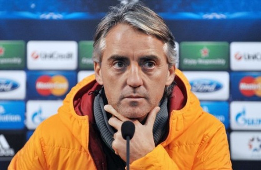 Роберто Манчини, AFP/Getty Images